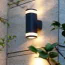 Đèn tường ngoại thất không bóng – DD-OW22GU